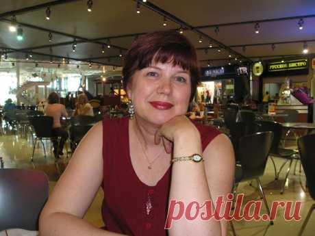 Тамара Родионова