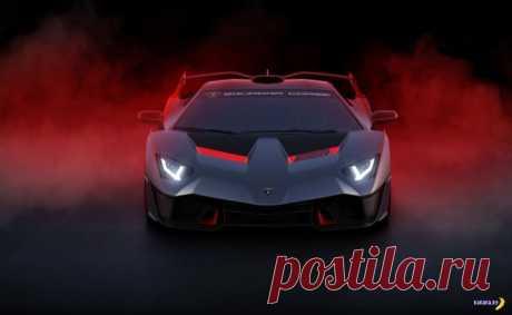Lamborghini SC18 Alston . Чёрт побери