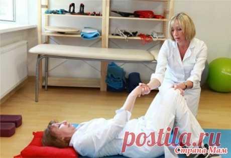 Методы реабилитации при инсультах. - Страна Мам