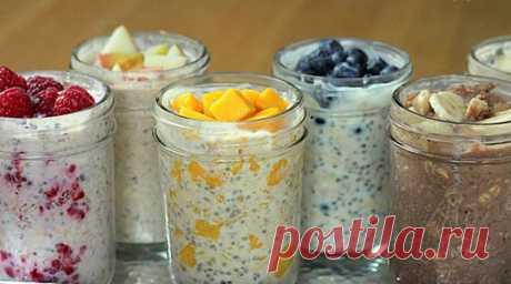 Самый здоровый завтрак без приготовления