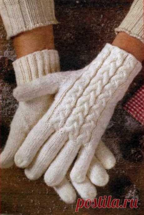 Вязание. Классный журнал вязания варежек, перчаток, митенок, гольф, носочков, пинеток. На любой возраст и вкус!