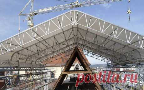 Ограждающие конструкции зданий - защита от влаги, ветра и пара