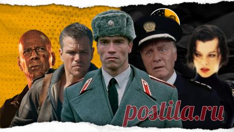 5 голливудских фильмов которые снимали в России