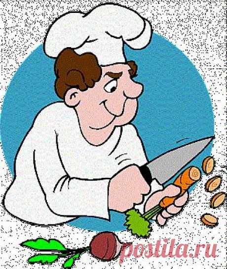 Полезные кулинарные советы..