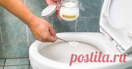 Унитаз будет чистым всегда, а запах — свежим! Всё, что потребуется, это…