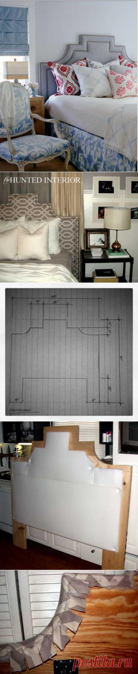 кровать.идеи по переделке и реставрации мебели.