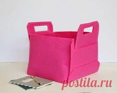 Компактная сумка своими руками