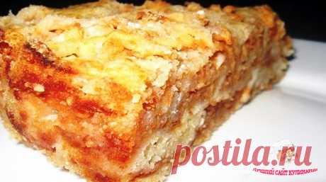 Варшавский яблочный пирог - хит осени! - сайт кулинарии