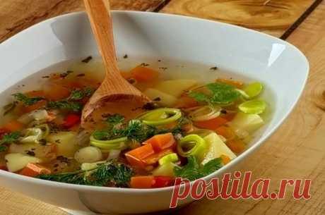Боннский суп для сжигания жира  продукты  Капуста свежая – 400г  Лук репчатый – 5 шт  Томаты – 5 штук (это примерное количество, причем можно использовать и консервированные)  Болгарский перец зеленый – 2шт  Морковь – 2 шт  Сельдерей (стебли) – 4 шт и кусочек корня (2см)  Петрушка – 1 пучок   Приготовление:   Все овощи режутся или натираются на терке – как привыкла хозяйка. В кастрюлю с холодной водой складываем все продукты, включаем огонь. Пока суп закипает, можно добави...