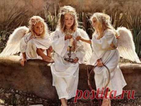 Молитва «Три ангела» — самый сильный оберег от проблем и неприятностей