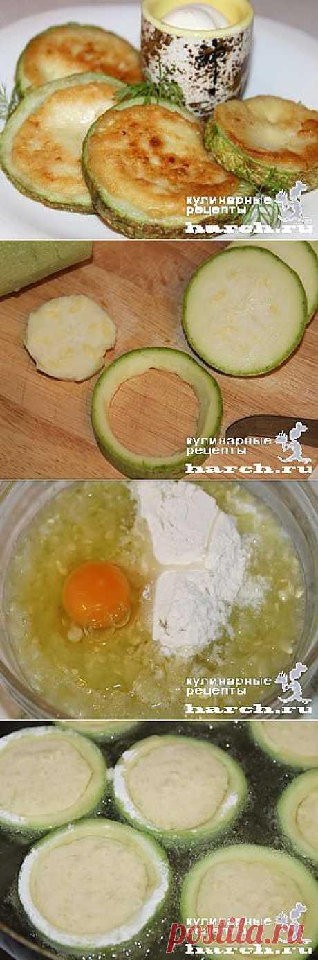 Оладьи в кабачке | Харч.ру - рецепты для любителей вкусно поесть
