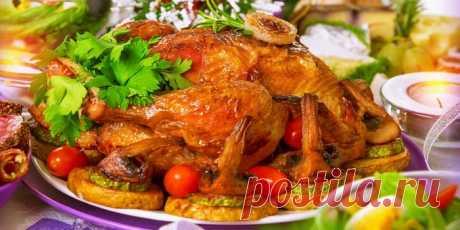 Рецепты жареной курицы с фото