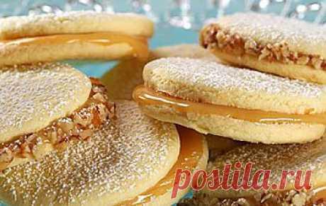 Альфахорес / Печенье / TVCook: пошаговые рецепты c фото
