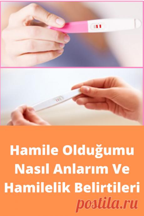 Hamile Olduğumu Nasıl Anlarım Ve Hamilelik Belirtileri Hamilelik testlerinin pozitif çıkmasını sağlayan ve gebelikte yükselen HCG hormonunun testlerde ortaya çıkması hemen olmaz. Bu süreçte kişi vücudundaki değişiklikleri takip ederek hamile olup olmadığını tahmin edebilir