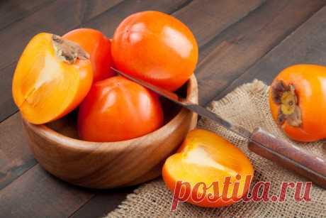 Оранжевое настроение: 7 рецептов с хурмой