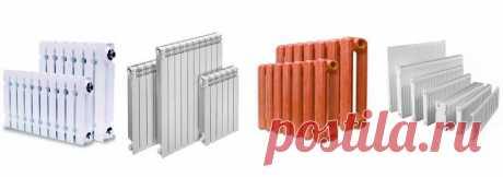Радиаторы отопления- какие лучше для частного дома и квартиры: биметаллические или чугунные? Советы +Видео