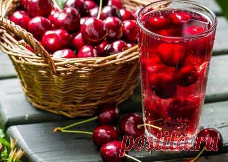 Консервирование вишни. Рецепты компотов, варенья, вишни в собственном соку