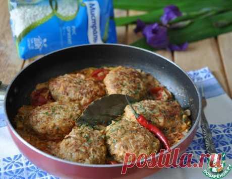 Ленивые голубцы на сковороде – кулинарный рецепт