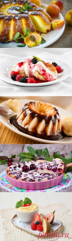 Необычайно вкусные рецепты из простой манки / Домоседы