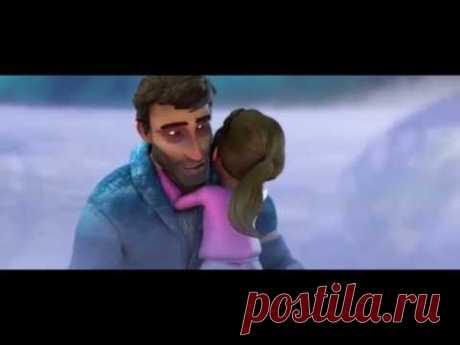 POLAR LIGHTS. Sad animated film.