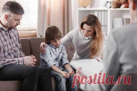10 признаков, что ребенка нужно показать психологу: памятка родителям | Люблю Себя