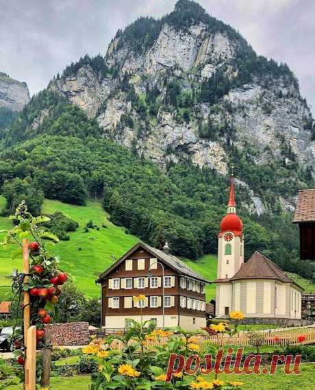 Изенталь, Швейцария