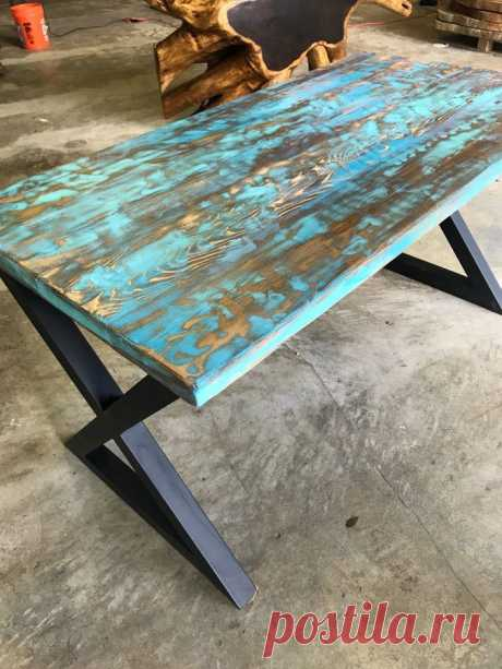 Jan 12, 2018 - Size shown: 60 x 30. This item is made with solid reclaimed wood and finished for a boat wood appearance that is common with Indonesian and Indian furniture making. All UMBUZÖ wood products are made with non toxic stains and water based sealants. This item is also lead free.  Lifetime guarantee