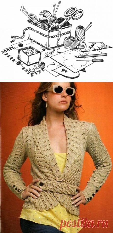 Jacket spokes
