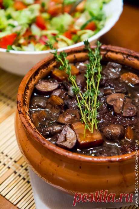 10 лучших рецептов из говядины | Кулинарные заметки Алексея Онегина