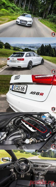 Крайне удобный и спортивный - ABT AS6-R с 600 л.с.  | Тюнинг ателье