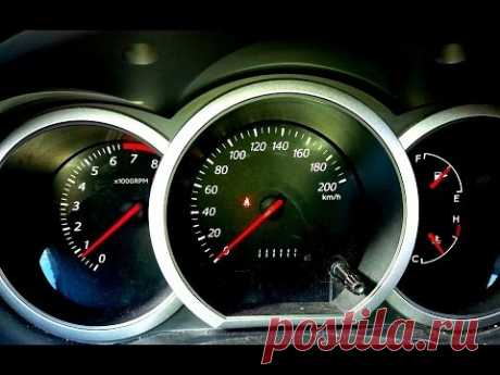 Разгон Suzuki Grand Vitara 2.0 0-100 км/ч - YouTube
