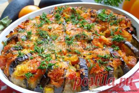 Ужин по-турецки: баклажаны с фаршем - невероятно вкусно, сытно, ароматно, выразительно и южно!