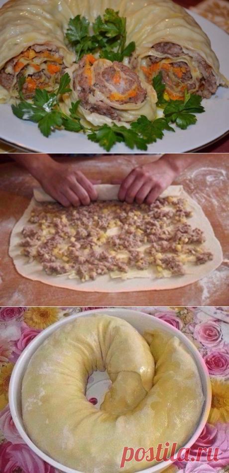 The objedenye is simple! We prepare hanum — Tasty recipes