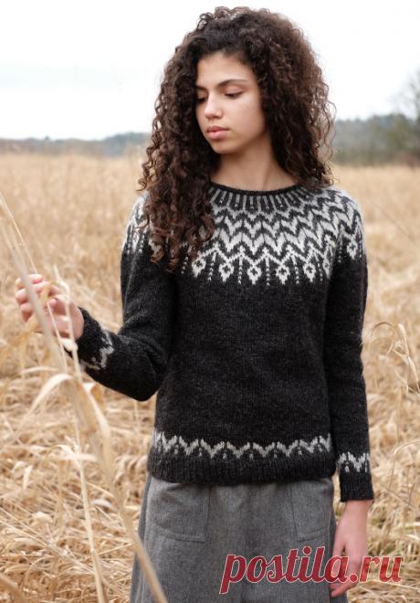 Вязаный свитер Dreyma | ДОМОСЕДКА