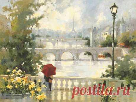 ✨ Marilyn Simandle, Watercolor painter