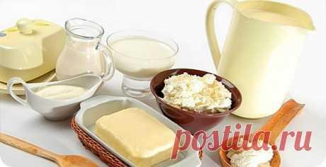 Содержание белков,жиров и общая каллорийность некоторых молочных продуктов