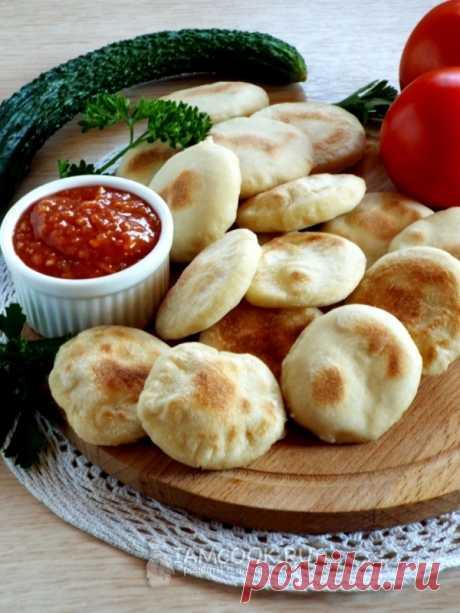 Батбуты (марокканские лепёшки) — рецепт с фото пошагово