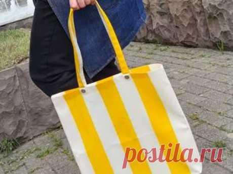 Мастер-класс : Шьем сумку-шоппер | Журнал Ярмарки Мастеров Сумка-шоппер (shopper) — что это такое? Это вместительная экосумка, простой прямоугольной формы с длинными ручками. Она заменяет пакет из магазина