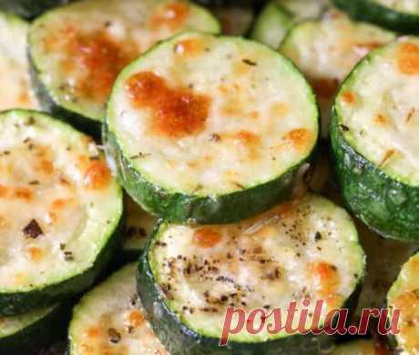 👌 Кабачки с сыром и специями в духовке: быстро, вкусно и просто, рецепты с фото