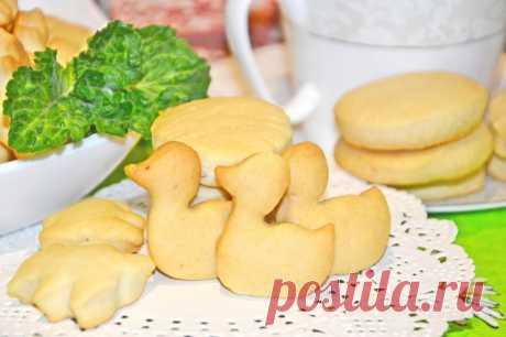Печенье на сыворотке рецепт с фото пошагово - 1000.menu