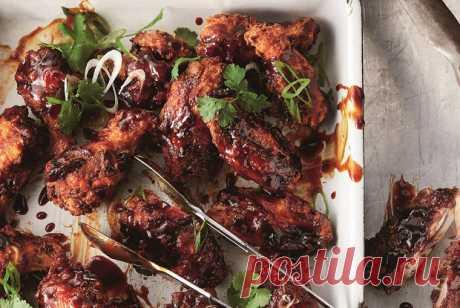 Куриные крылышки с тамариндом рецепт – закуски. «Еда»