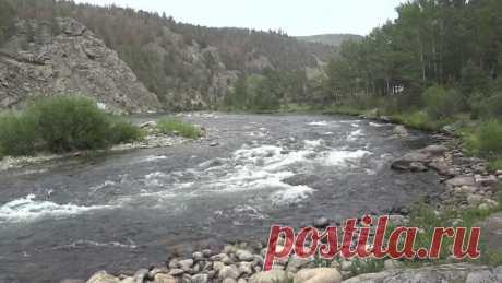 река Ина Байкал