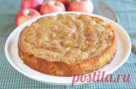 Рецепт яблочного пирога с тыквой в мультиварке - Пирог в мультиварке . 1001 ЕДА вкусные рецепты с фото!