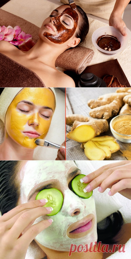 Маски для увлажнения кожи лица мгновенного действия. Рецепты для женщин 45+