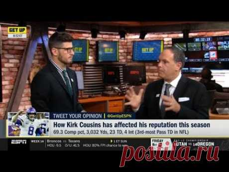 """ESPN GET UP 