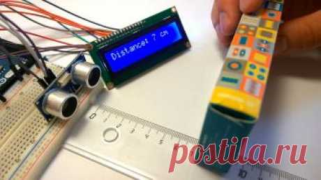 Ultrasonic Sensor HC-SR04 and Arduino Tutorial In this Arduino Tutorial you will learn how to use the HC-SR04 Ultrasonic sensor. It can measure distance from 2 cm to 4 meters with a ranging accuracy...
