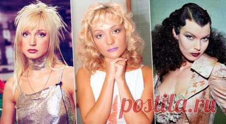 Буйный макияж из90х: как красились Кристина Орбакайте, Таня Буланова идругие . Милая Я