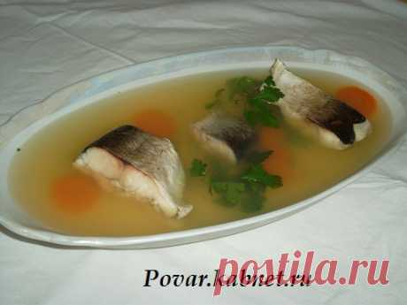 Заливное из рыбы | Вкусные Рецепты