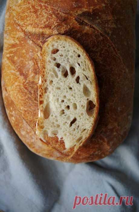 Сельский хлеб на спелом тесте - lenkazhestyanka — ЖЖ