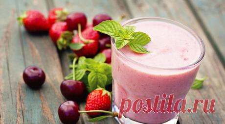 Лучшие рецепты напитков для очищения организма! Помогут очистить организм и улучшить самочувствие за максимально короткий срок. То что нужно перед весной!
